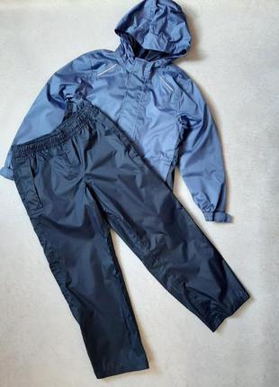 Костюм непромокаемый куртка и штаны crivit