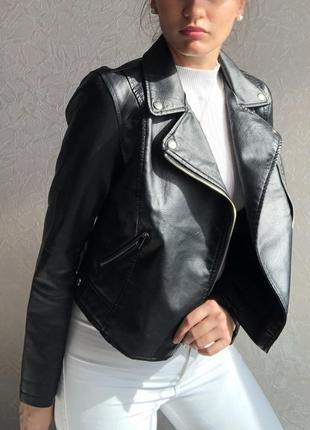 Куртка косуха плотна , авіатор 🌼