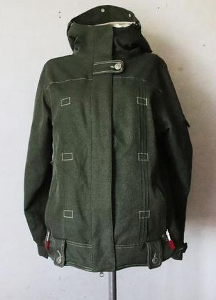 Очень теплая куртка 686® и levi's® непродуваемая непромокаемая