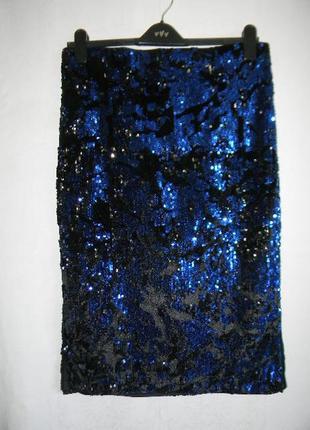 Новая юбка пайетки