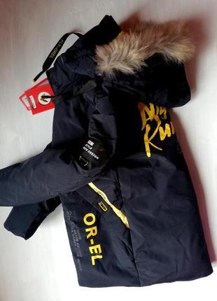 Последняя нереально стильное зимнее пальто
