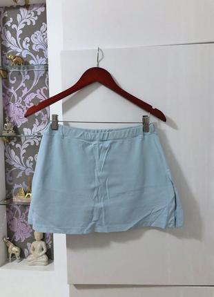 Теннисная юбка с шортами размер м