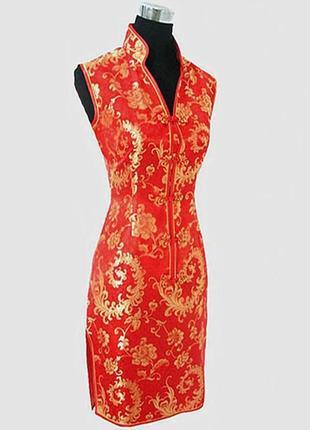 Платье китай