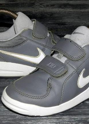 Nike pico ! оригинальные, стильные,кожаные невероятно крутые кроссовки