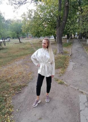 Куртка дождевик ветровка zara