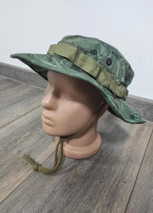 Шляпа панама тактическая камуфляжная mfh. германия (at-digital)