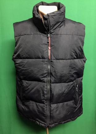 Зимний стёганый жилет бренда hakro activewear