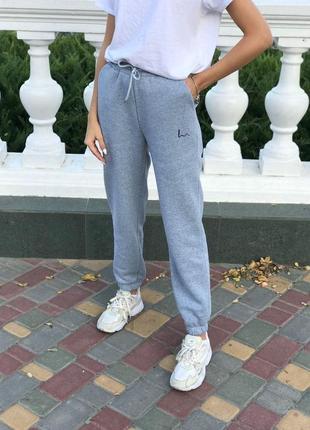 Красиві зручні джогери , спортивні штани на флісі