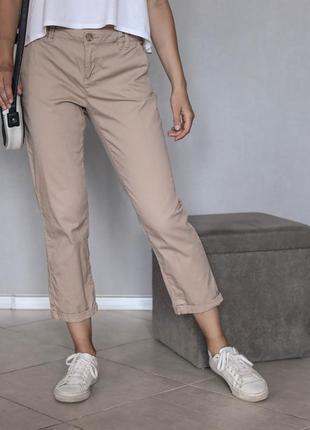 Песочные брюки
