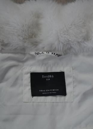 Куртка деми еврозима ф. bershka р. xs в отличном состоянии9 фото