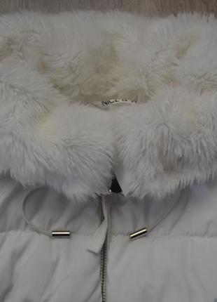 Куртка деми еврозима ф. bershka р. xs в отличном состоянии3 фото