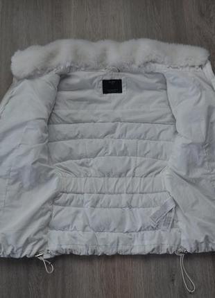 Куртка деми еврозима ф. bershka р. xs в отличном состоянии8 фото