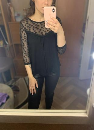 Блуза bershka xs