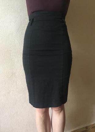 Черная юбка killah