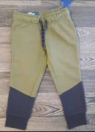 Спортивні штани , мають утеплення lupilu2 фото