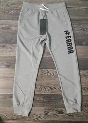 Стильні спортивні штани, тонкі, бренд reporter young на ріст 1522 фото
