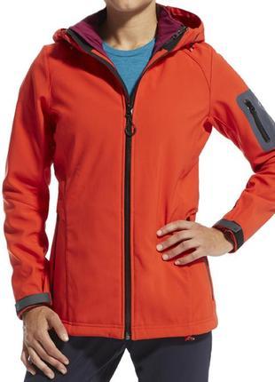 Куртка ветровка софтшелл reebok crossfit