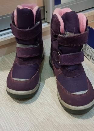 Зимние мембранные ботинки