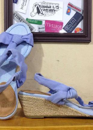 Босоножки сандали tommy hilfiger