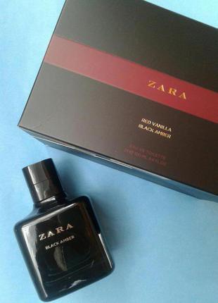 Zara black amber 100 ml ( оригінал, без упаковки)