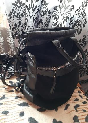 Сумка -рюкзак.італія.salamander
