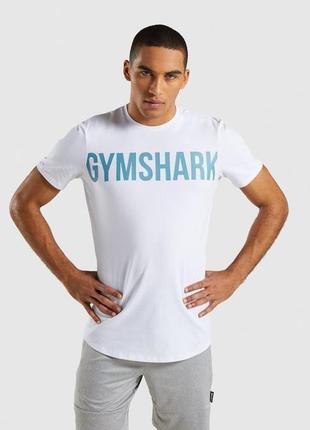 Футболка gymshark / м