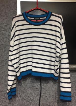 Стильный свитерок, реглан свободный стиль