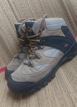Трекинговые ботинки mckinley из сша .