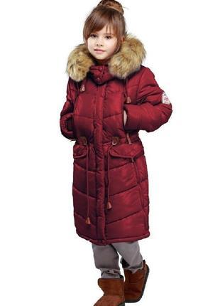 Зимняя куртка nui very