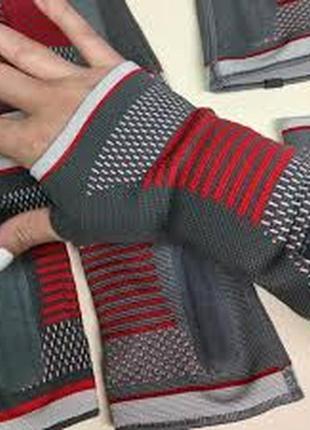 Бандаж для поддержки кисти левой руки, sensiplast, размер xl-xxl, 19-21см.