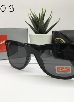 Солнцезащитные очки rayban rb4440-3 чёрные