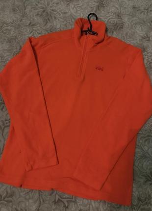Спортивний флисовий светр helly hansen