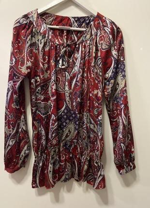 Блуза yessica p. 36/38 #1026 1+1=3🎁