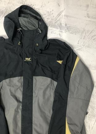 Ветровка куртка helly hansen xl чоловіча мужская