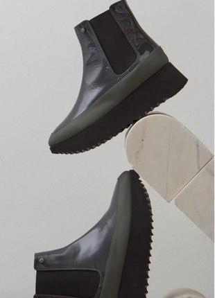 Черевички ботинки kelton