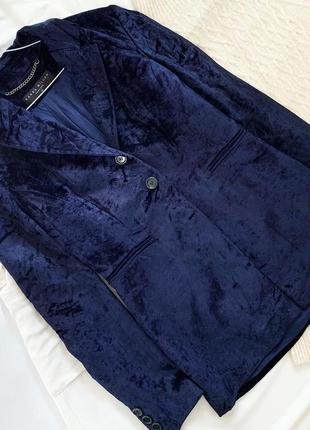 Пиджак блейзер английского бренда karen millen натуральный состав