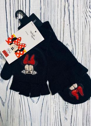 Перчатки -варежки disney