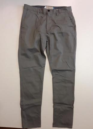 Фирменные брюки штаны чиносы 30р.