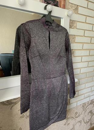 Вечернее женское платье, очень крутое, новое
