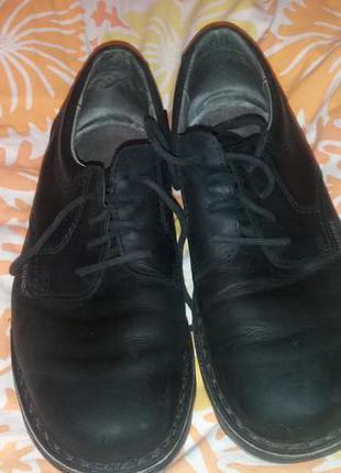 Очень качественные ботинки на широкую ногу- 39