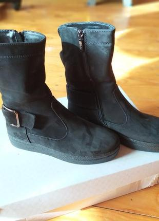 Зимові черевики soldi