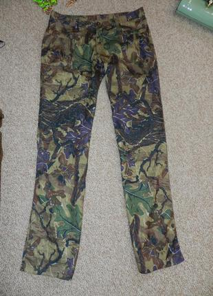 Женские брюки милитари