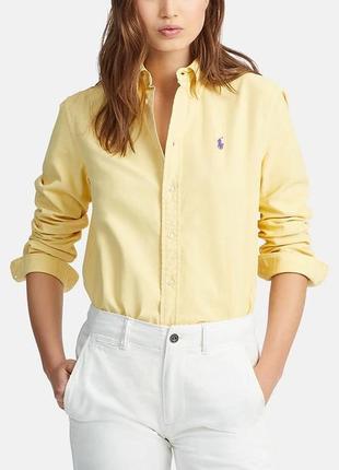 Polo ralph lauren рубашка поло оригинал