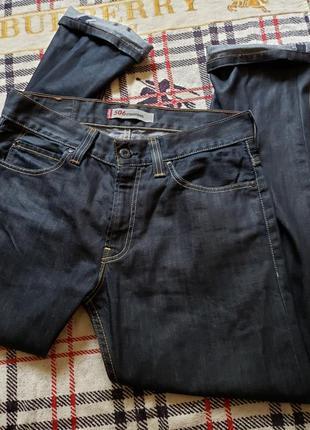 Джинси levas 506 классика jeans denim не stone island ralph lauren