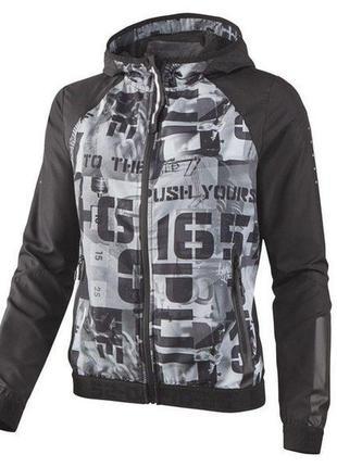 Лёгкая куртка ветровка кофта для занятий спортом германия crivit  xs