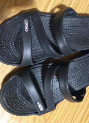 Crocs крокс тапки тапочки шлепки босоножки сандали шлепанцы оригинал