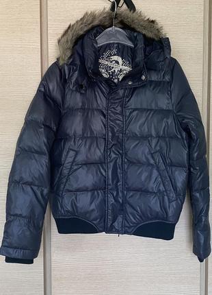 Куртка пуховик diesel размер s/м