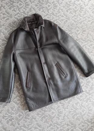 Дубленка куртка пальто