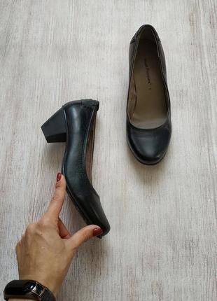 Hush puppies, классические кожаные туфли на низком ходу