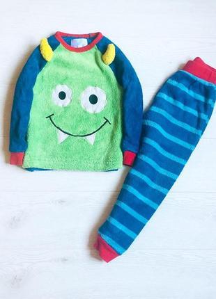 🍃махровая пижама
